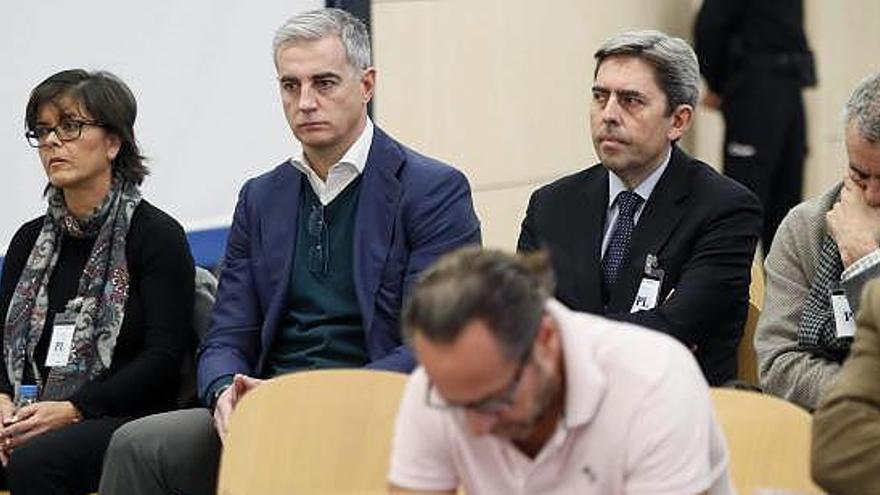 La Audiencia Nacional confirma la condena por delito electoral al PP valenciano
