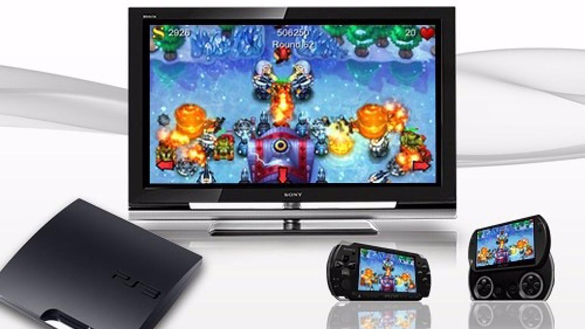 Las consolas PS3, PS Vita y PSP.
