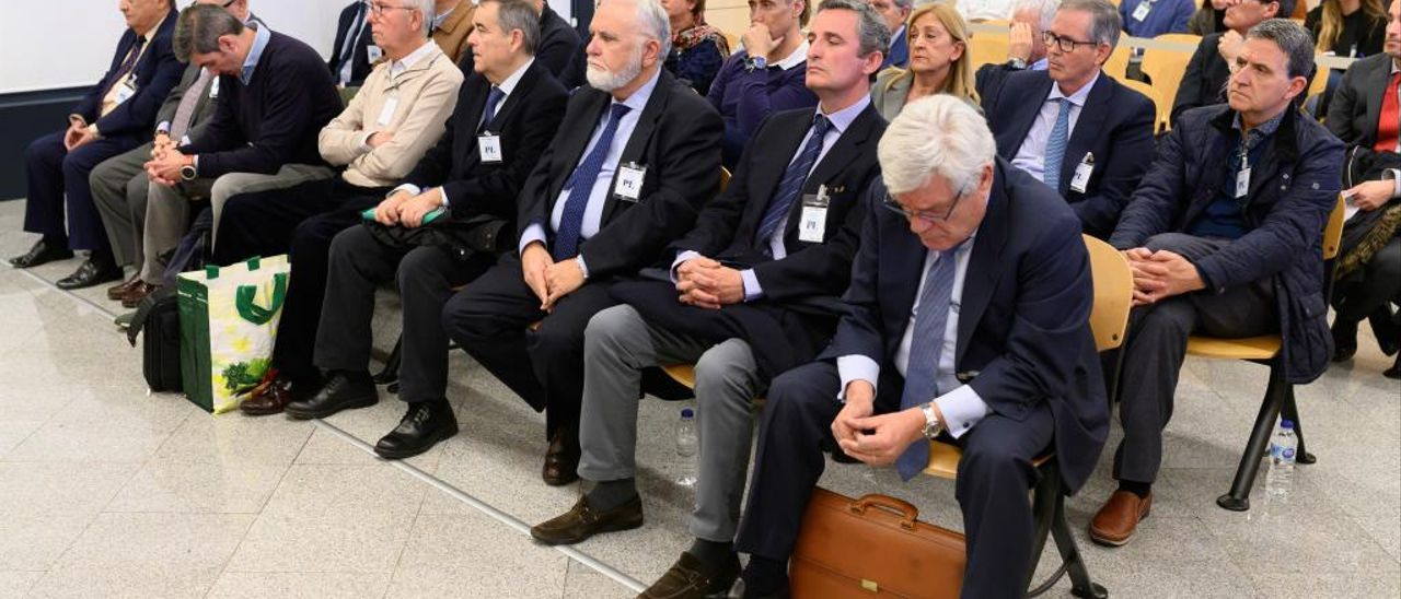 Cotino se desvincula de la red Gürtel al atribuir al arzobispado la visita del papa
