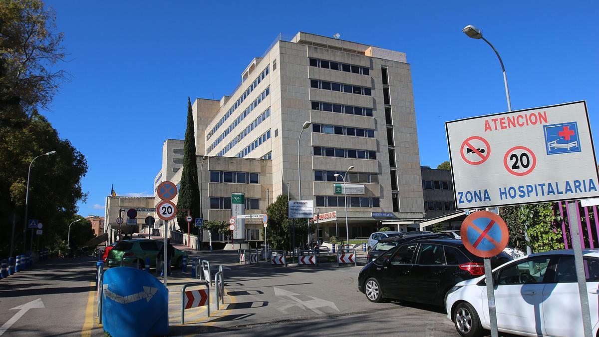 Materno Infantil de Málaga.
