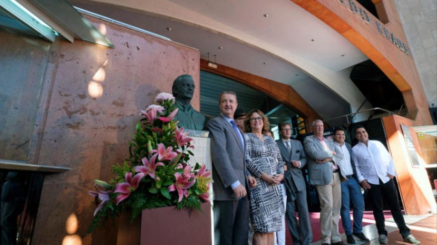 Ofrenda y concierto de homenaje a Kraus en el 91º aniversario de su nacimiento