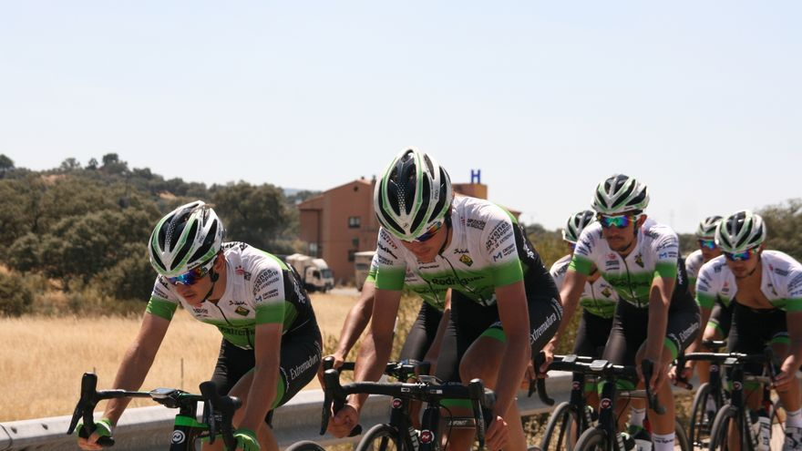La Vuelta a Extremadura arranca con la etapa Monesterio-Olivenza