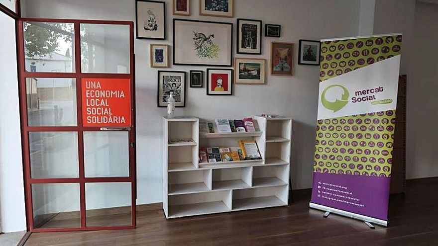 Mercat Social inaugura un local en Son Sardina para fomentar la economía solidaria