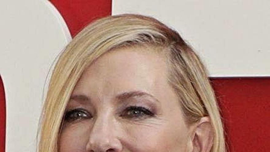 """Cate Blanchett: """"El sistema estaba roto, pensemos qué mundo queremos construir"""""""