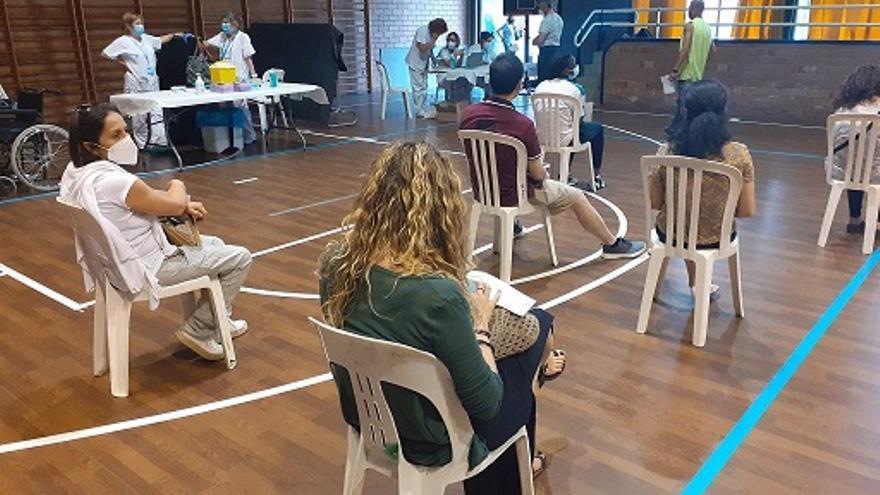 Salut programa vacunacions exprés a quinze municipis del Bages, Berguedà i Anoia