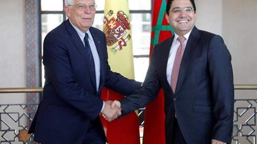 """España recuerda a Marruecos que las fronteras marítimas se delimitan por """"mutuo acuerdo"""""""