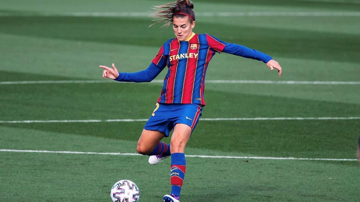 Guijarro renueva con el Barça hasta 2024