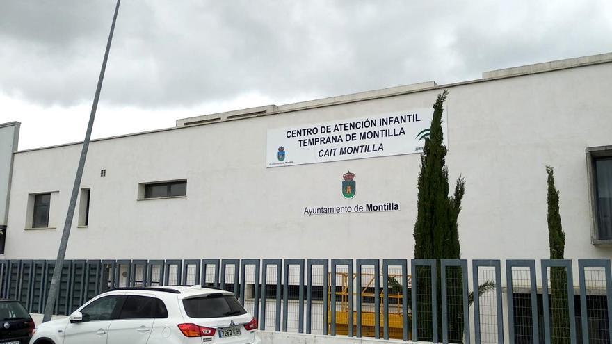 El covid-19 obliga a clausurar el Centro de Atención Temprana de Montilla