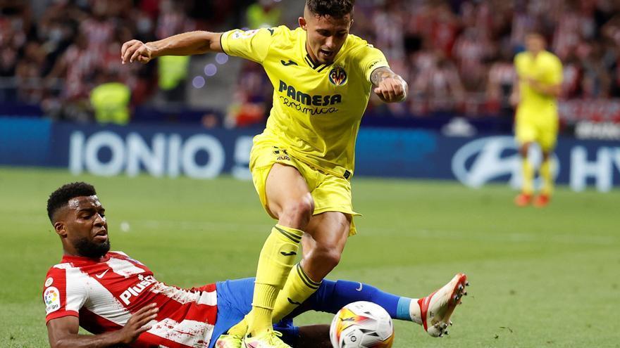 Así te hemos contado en directo el Atlético de Madrid-Villarreal (2-2)