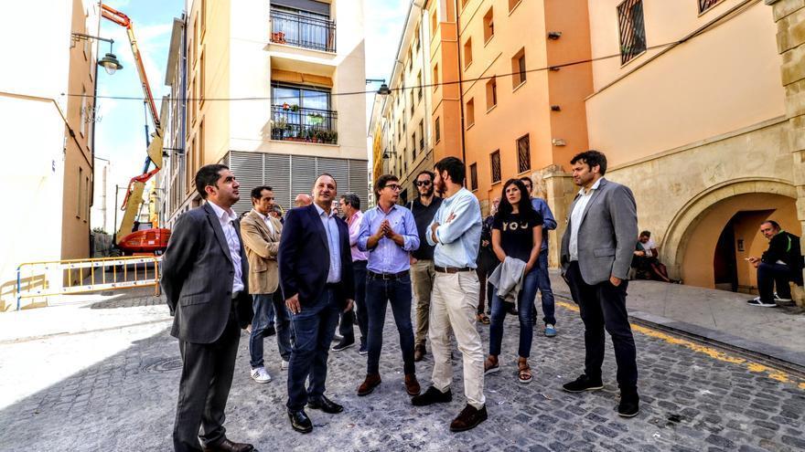 El Consell aprueba un convenio con la Mancomunidad de l'Alcoià y el Comtat para crear un proyecto piloto de oficina Xaloc de vivienda