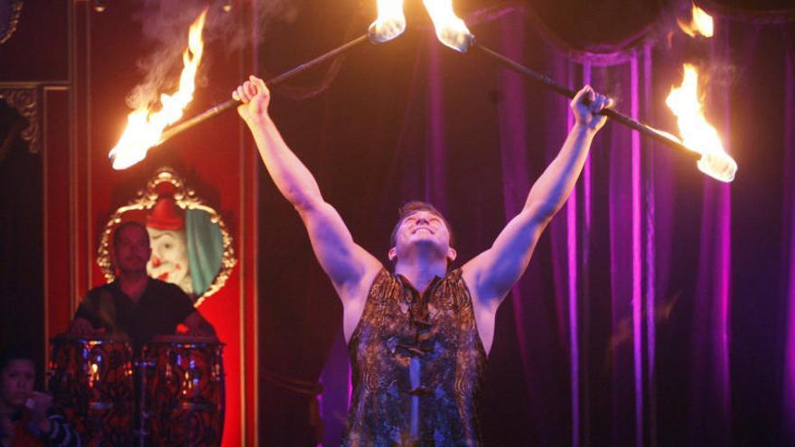El Circ Històric Raluy mostra el seu «disgust» per no ser a les Fires