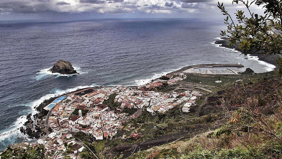 El casco de Garachico crecerá hacia el este, en dirección al puerto deportivo, con la urbanización El Lamero.