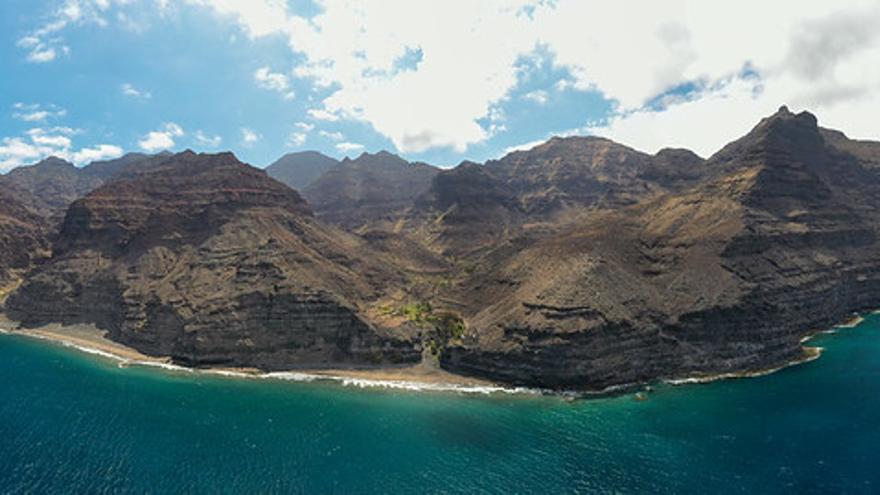 Buena acogida del Estado para convertir Guguy en el primer Parque Nacional de Gran Canaria
