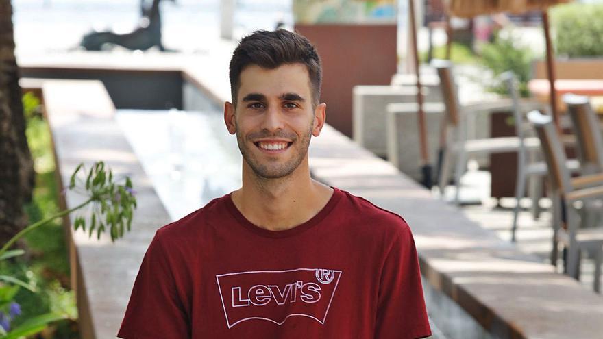 Marc Tur Picó, atleta olímpico de Ibiza: «Me veía con la plata»