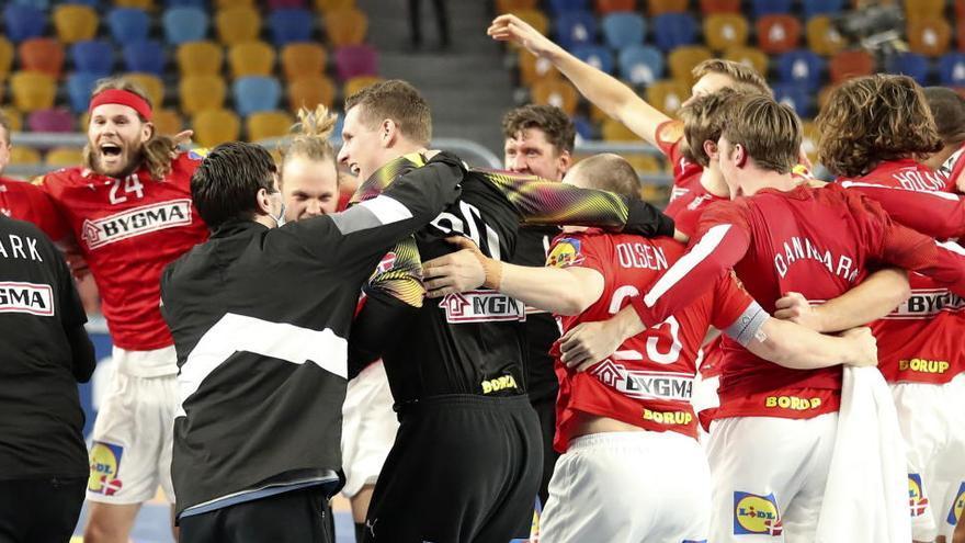 Dinamarca bate a Suecia y conquista el Mundial