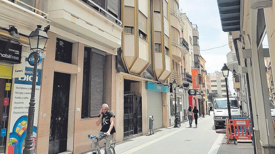 La okupacion de inmuebles se dispara en Castellón con una cada dos días