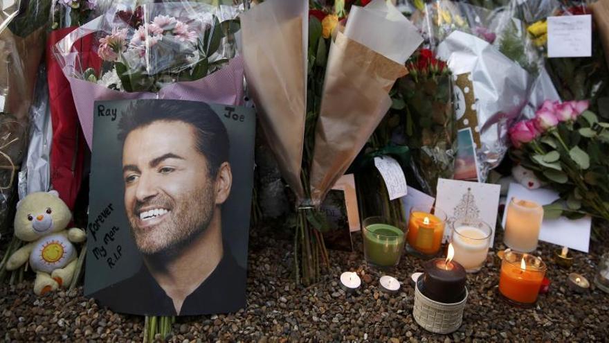 "George Michael falleció por ""causas naturales"""