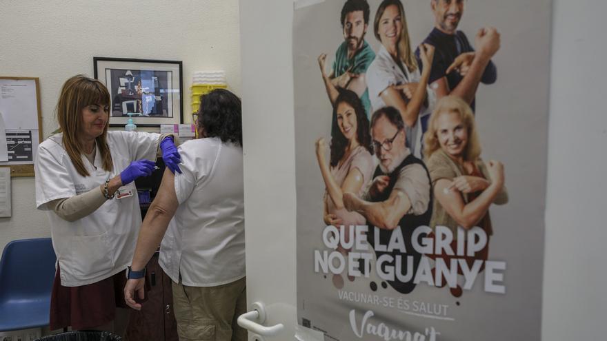 La campaña de vacunación de la gripe arrancará el 5 de octubre