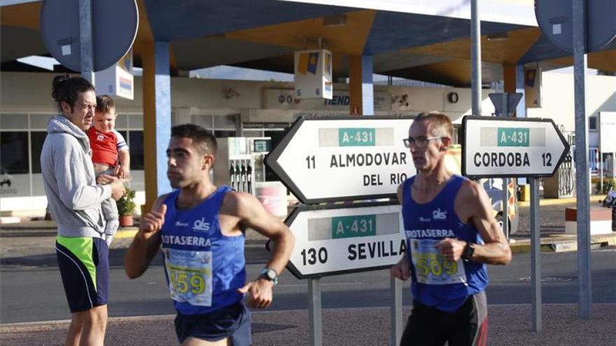La Media Córdoba-Almodóvar agota su cupo de 500 dorsales