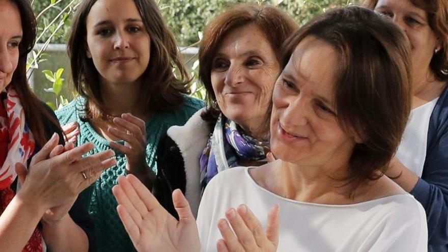 Bescansa dejará su acta de diputada tras perder las primarias en Galicia