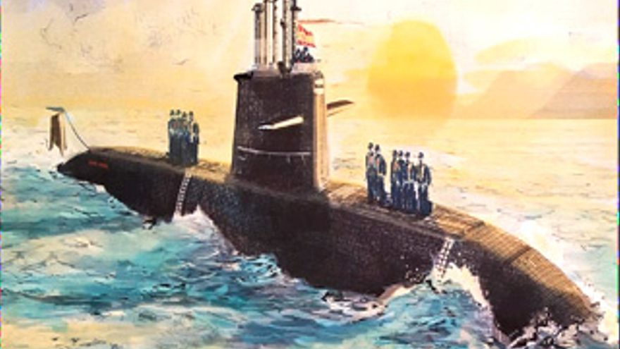 Fundación Ibercaja - Conferencia La Virgen del Pilar y el arma submarina