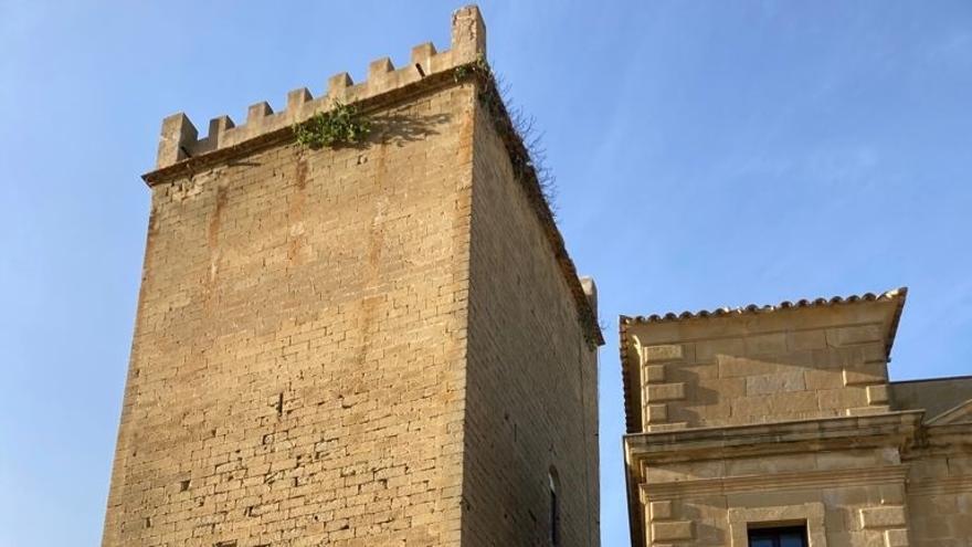 Biota convierte su torreón medieval en museo y ofrece visitas guiadas