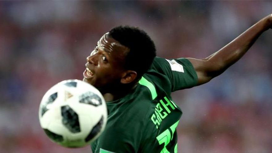 Nigeria ofrece a Argentina una reválida