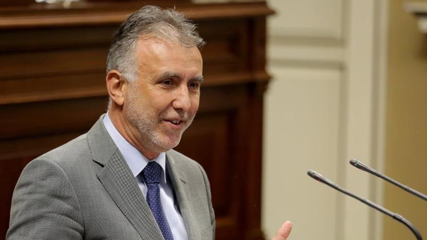 El socialista Ángel Víctor Torres, nuevo presidente de Canarias