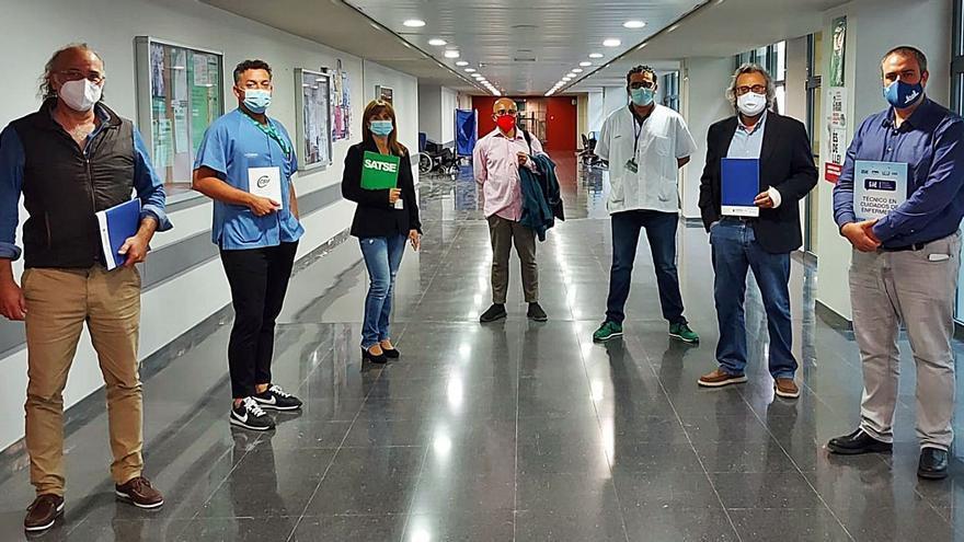 Piden la reprobación del gerente de Son Espases al no hacer PCR a todos