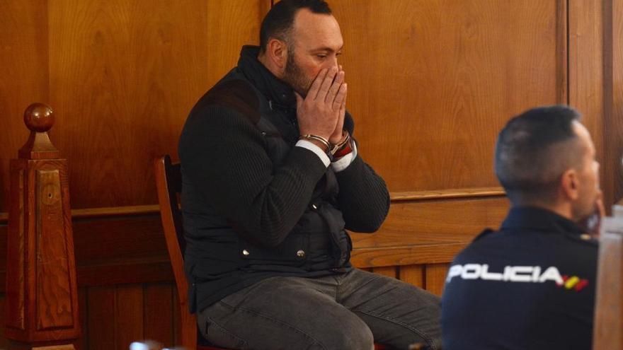 El TSXG confirma la pena de 18 años de cárcel para el autor del crimen de Ponte Caldelas