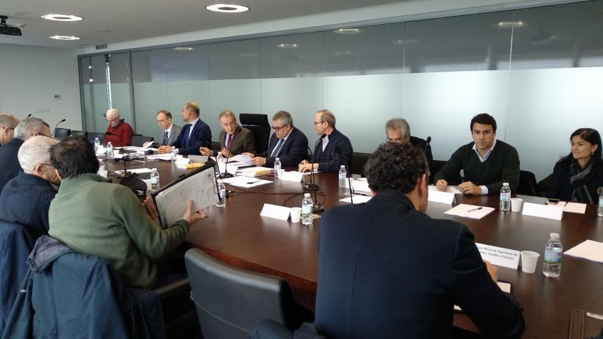 El Plan de Inversiones del Puerto prevé la ampliación del nuevo muelle comercial