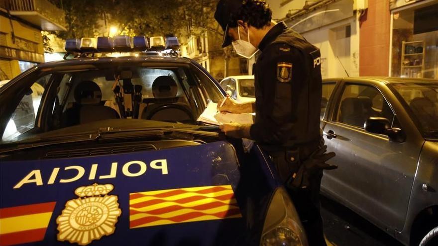 La Policía prepara en Zaragoza un dispositivo en como el del 'no Pilar' para este fin de semana