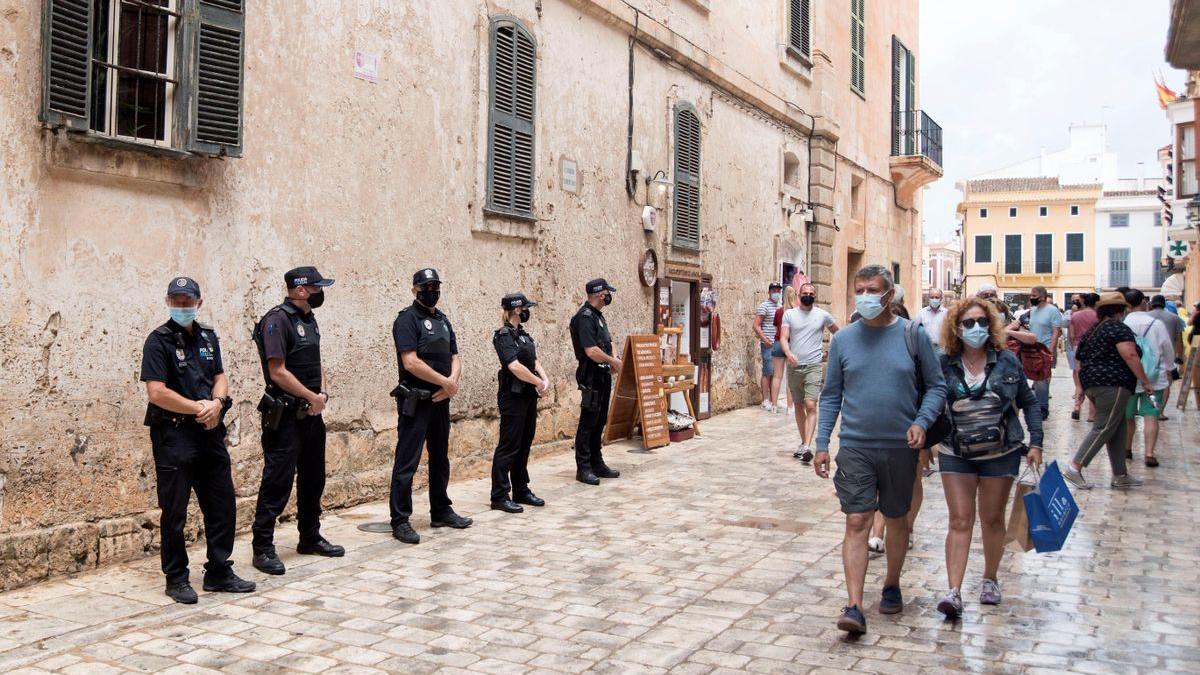 Ciutadella (Menorca).