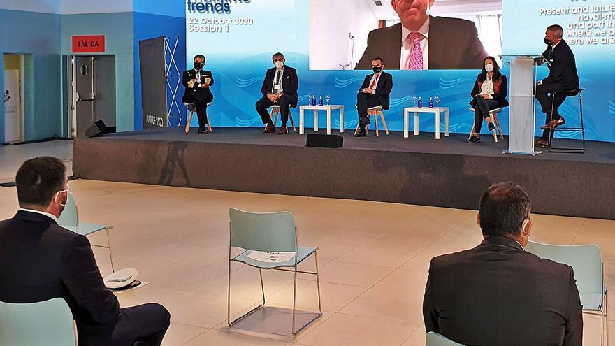 Prothero sugiere alianzas entre astilleros de Vigo para maximizar las opciones de pedidos