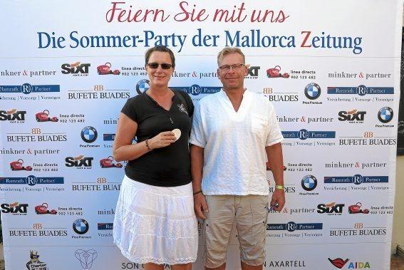 Ingrid Stattmann und Andreas Ossenkop