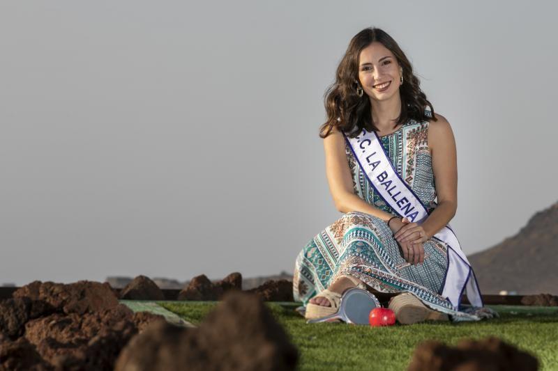 11.02.20. Las Palmas de Gran Canaria. Candidata a Reina del Carnaval 2020     11/02/2020   Fotógrafo: Quique Curbelo