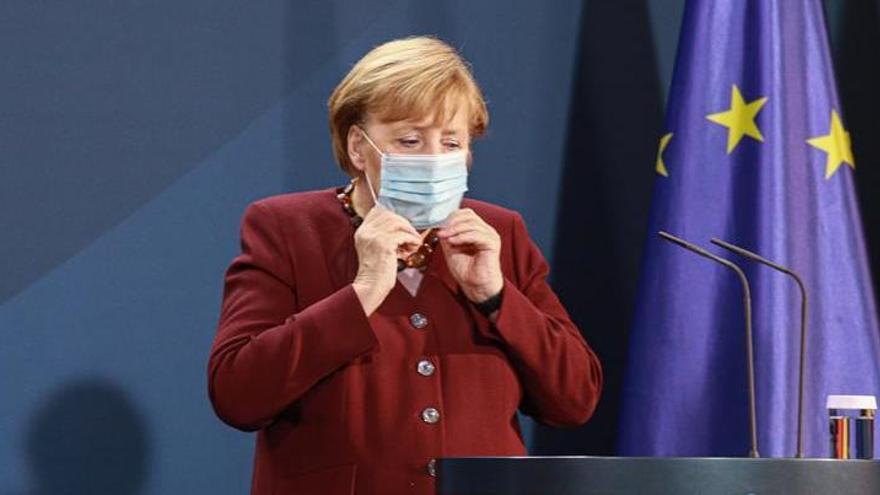 Alemania prohíbe una protesta contra las medidas de la covid-19