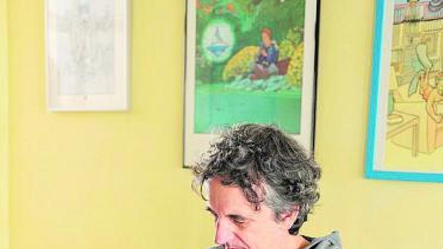 'Salt &Lemon' regresan de la mano del ilustrador Javier Tubert