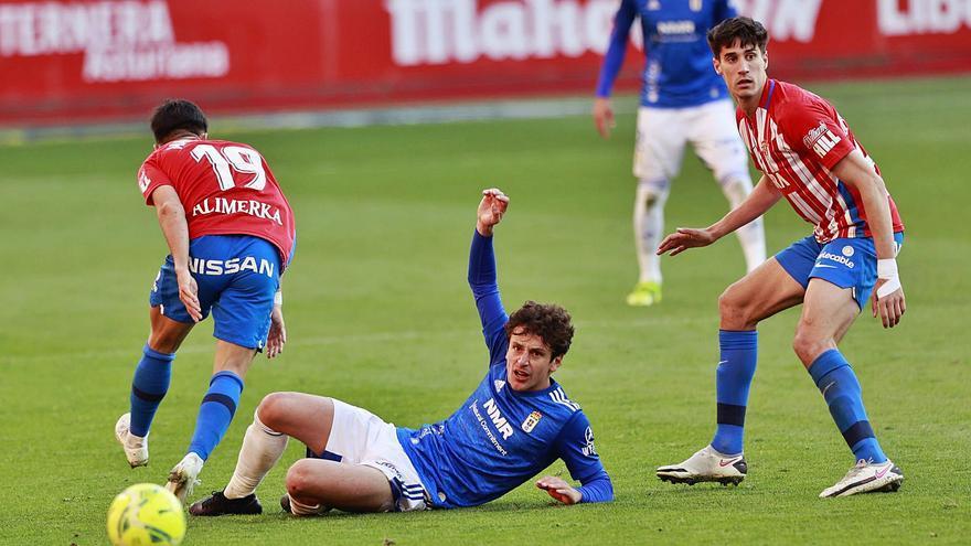 Así vieron el derbi los exjugadores del Oviedo