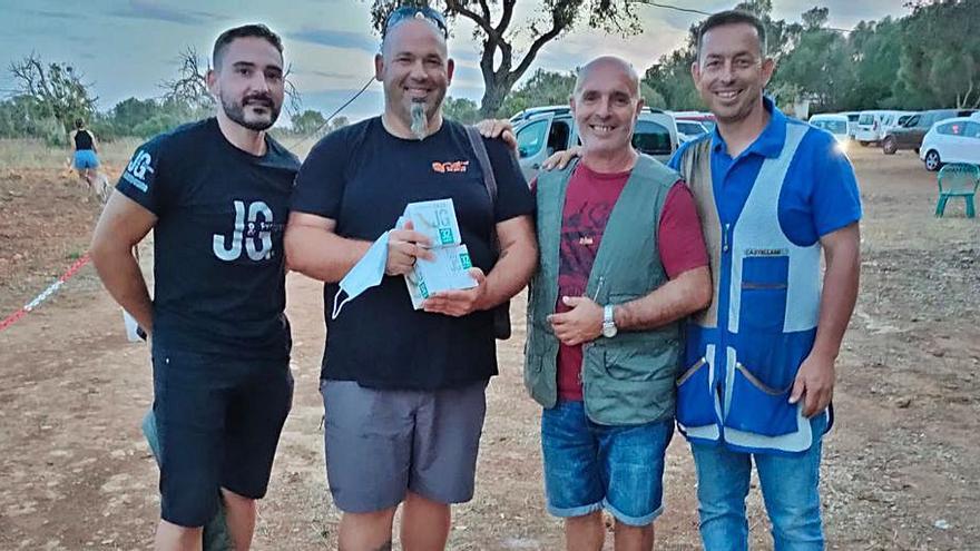 Carlos Armeñanzas conquista el Campeonato de Baleares de Hélices Fan 32