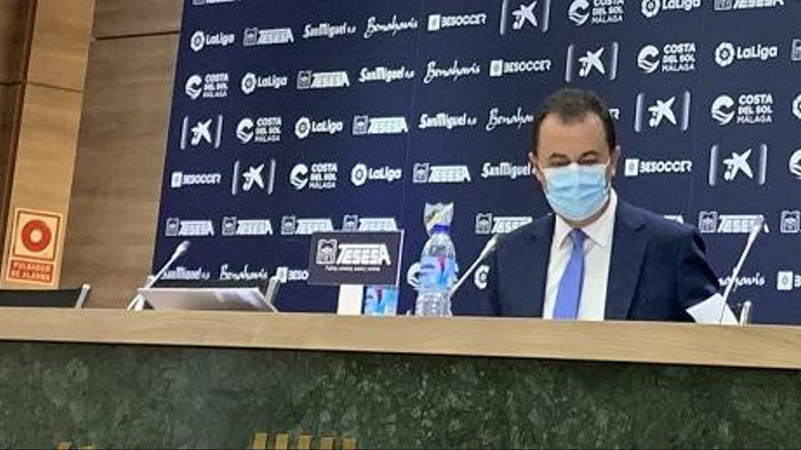 Fin del ERE en el Málaga CF: Los jugadores aceptan el despido