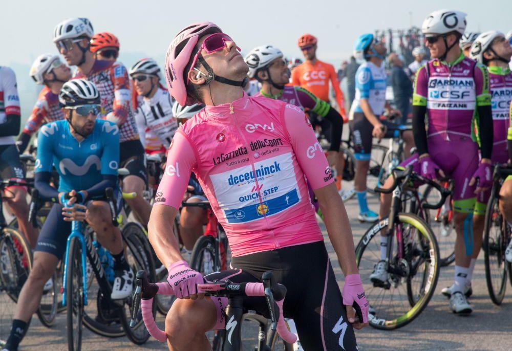 Las imágenes de la 15ª etapa del Giro de Italia
