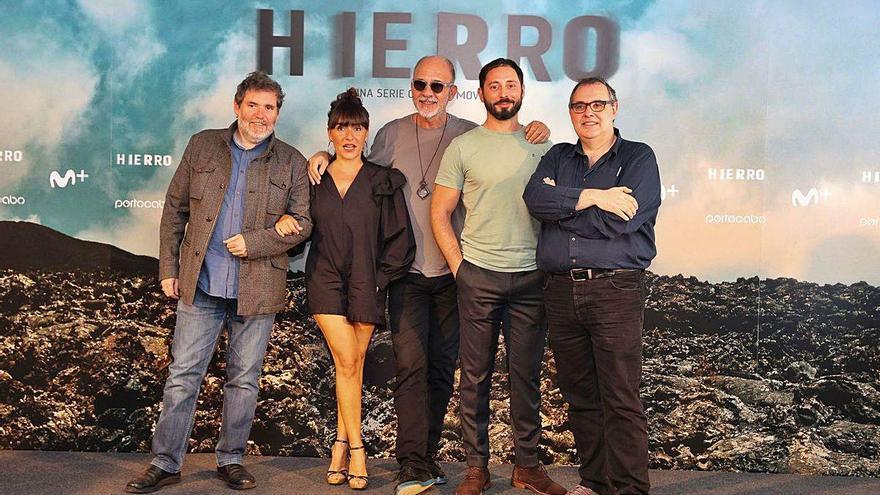 'Hierro', de la coruñesa Portocabo, única serie en español finalista en el Festival de Televisión de Venecia