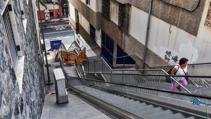 40 cámaras velarán por las escaleras mecánicas y ascensores de la capital