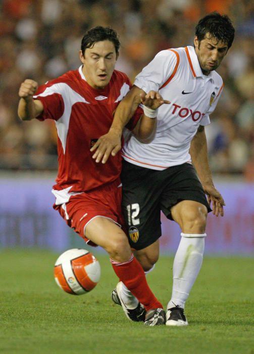 Jugadores portugueses que han jugado en el Valencia