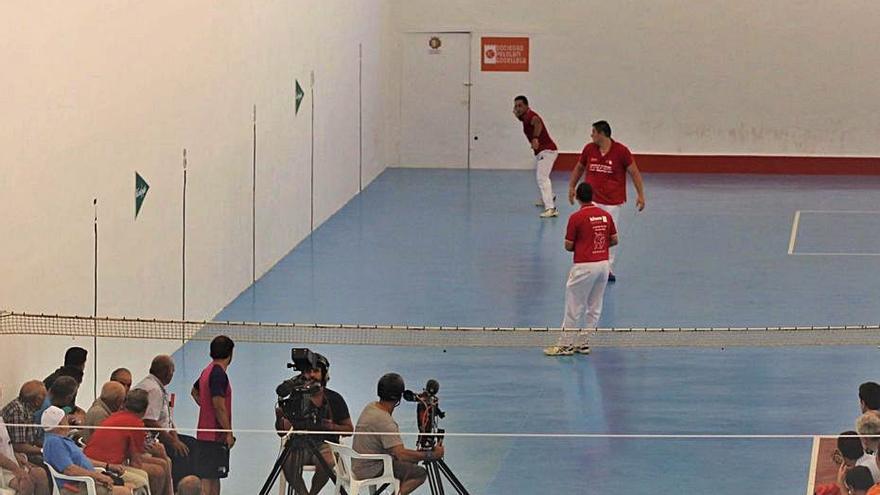 Godelleta acull les primeres finals de Galotxa