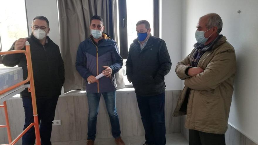 Fonfría potencia su albergue de peregrinos en el Año Santo Jacobeo 2021