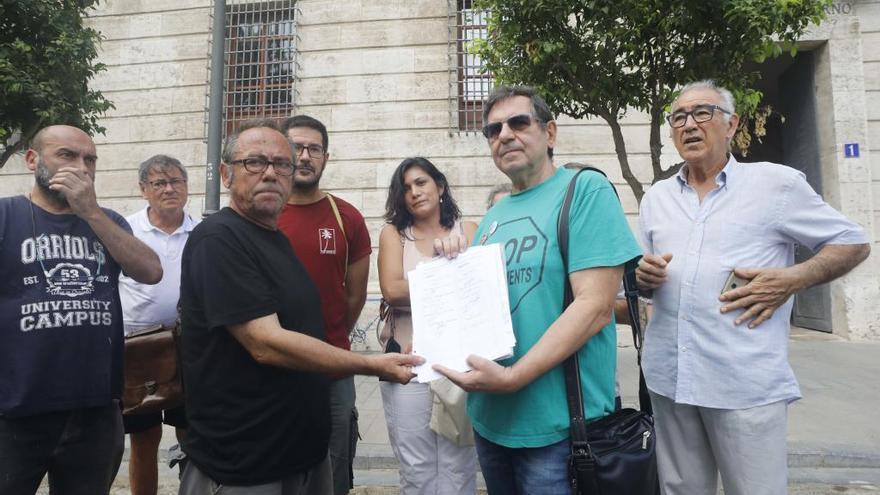 Colectivos sociales exigen al Gobierno la derogación de la Ley Mordaza