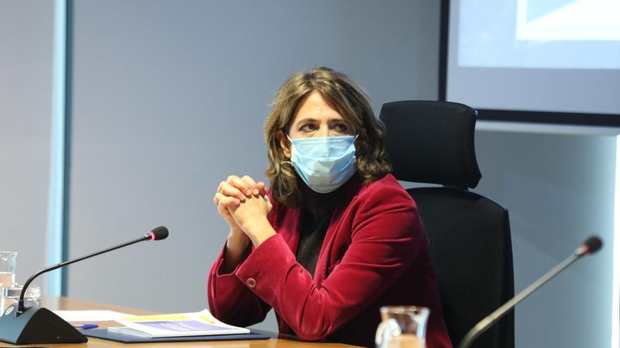 La violencia machista cae un 20% durante la pandemia, según la Fiscalía