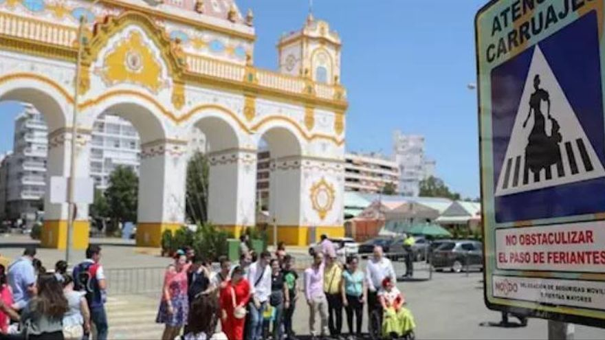 El Ayuntamiento de Sevilla suspende la Feria de Abril